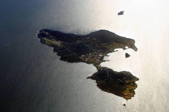 Diez islas atipicas Norteamerica 2