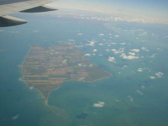 Diez islas atipicas Norteamerica 3