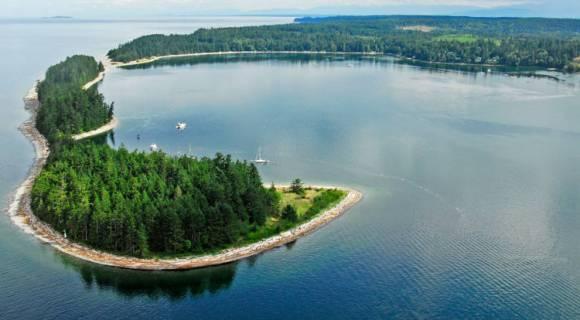 Diez islas atipicas Norteamerica 6