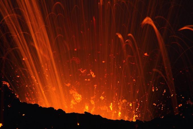 Crean mapa 3D del interior de la Tierra para estudiar la formación de los volcanes