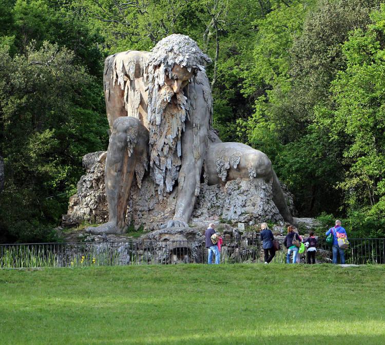 Coloso Apenino Toscana 1