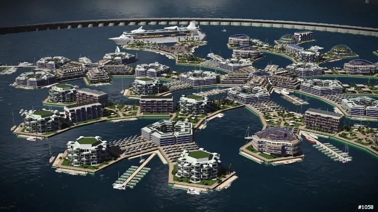 Concurso proyectos ciudades flotantes 2