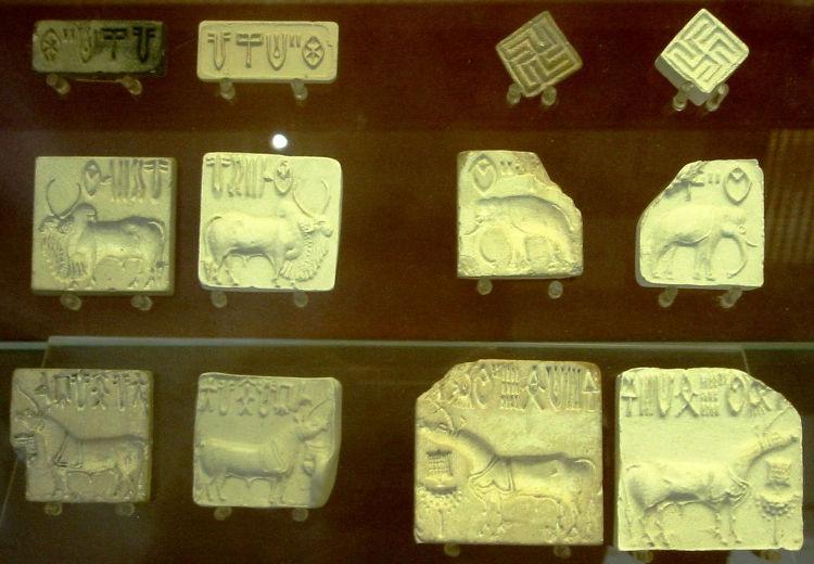 Descifrando misteriosa escritura Indo