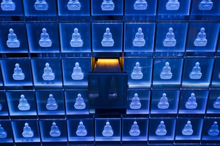 Cementerio vertical Shinjuku 2