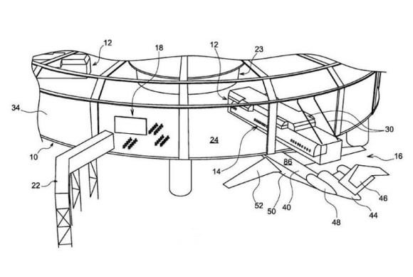 Boeing proyecta sorprendente avion modular 1
