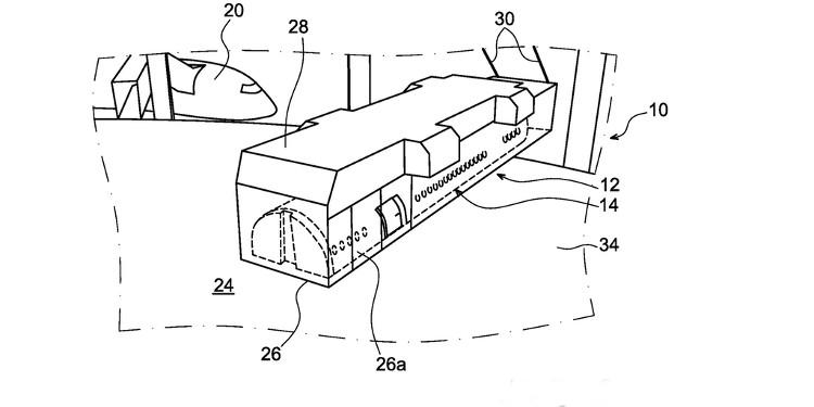 Boeing proyecta sorprendente avion modular