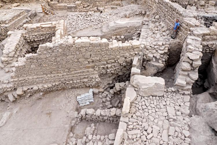 Hallada en Jerusalén la fortaleza perdida de Acra