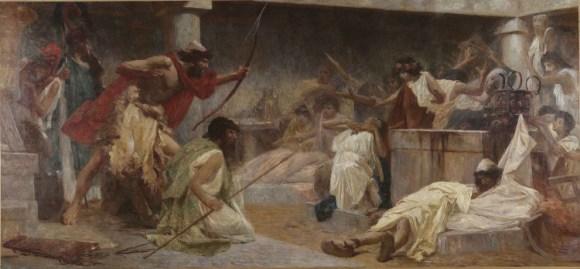 Identifican fechan eclipse citado Odisea 2