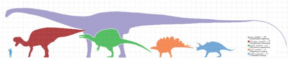 Misterio vertebra perdida mayor dinosaurio conocido 1