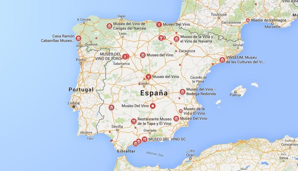 15 Museos del Vino que hay que visitar en España