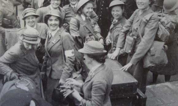 Enfermeras en Dunkerque