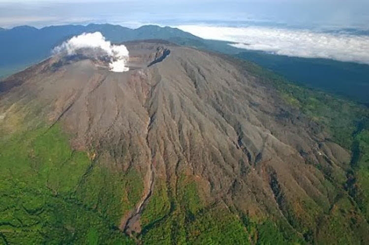 Turismo volcanes El Salvador 2