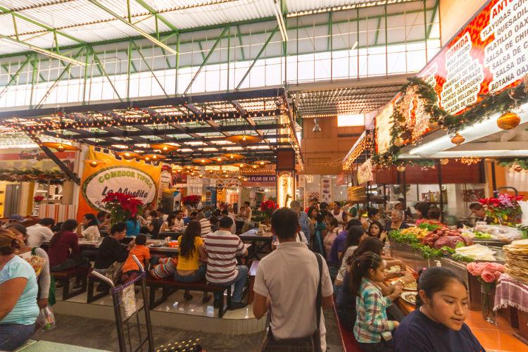 Cinco mejores mercados Oaxaca 1