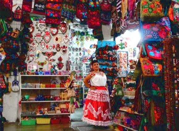 Cinco mejores mercados Oaxaca 2