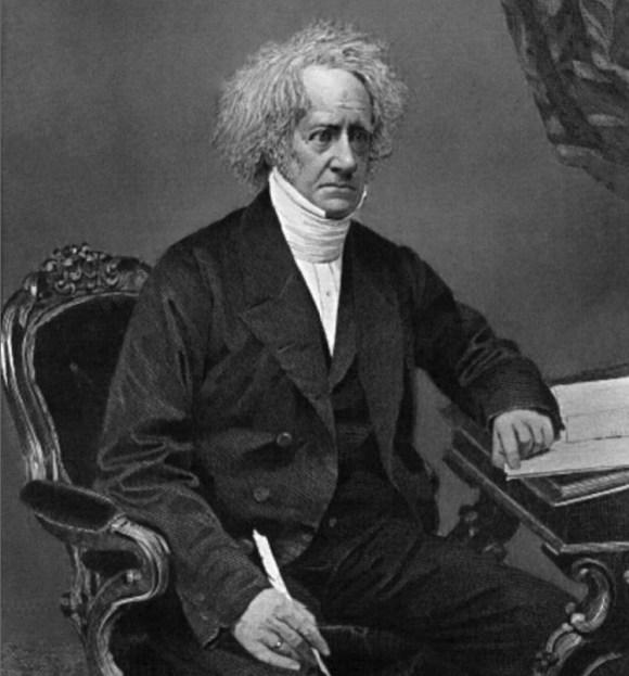 Hombres murciélago Luna fraude periodistico 1835