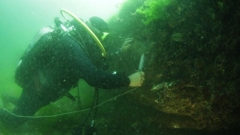 Investigan dos islas con un monasterio bizantino hundido en el Mar de Mármara