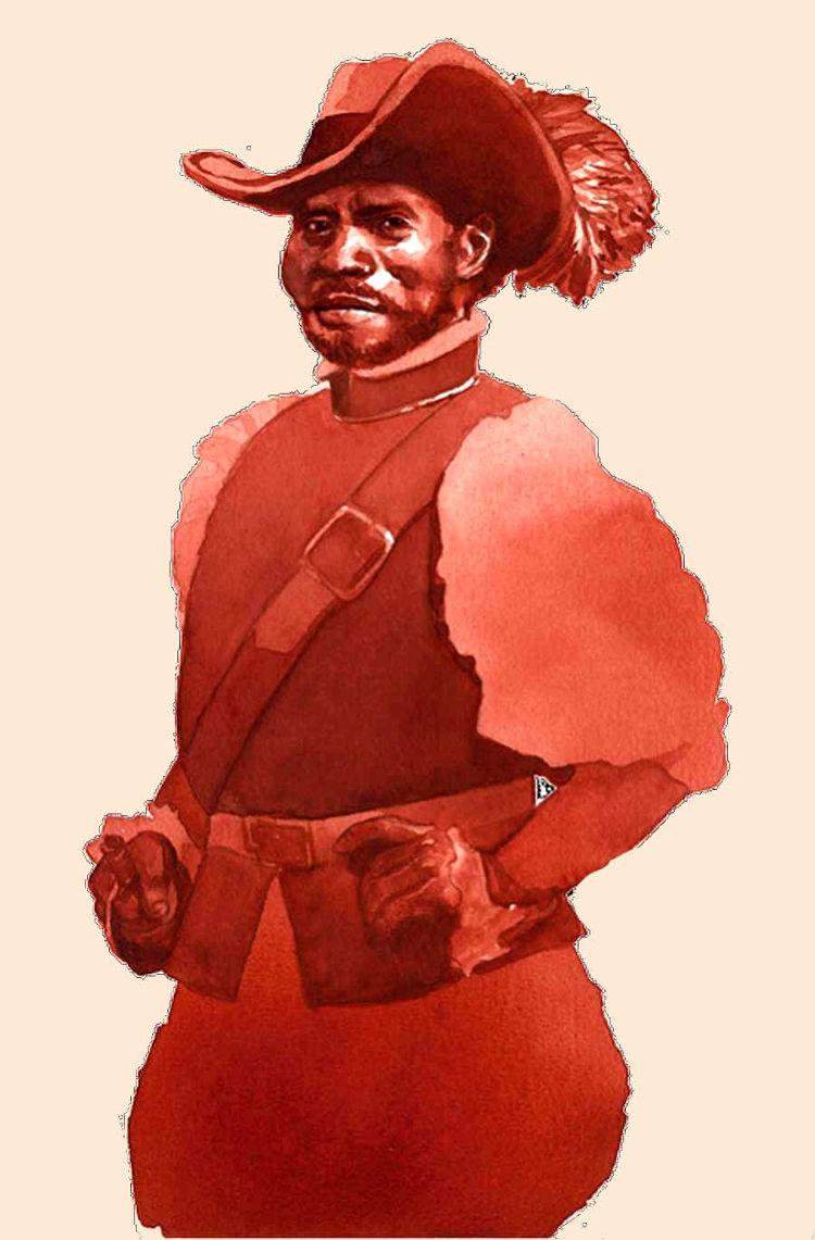 Conquistadores españoles raza negra 2