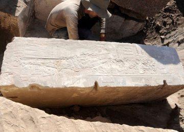 Encuentran estacion barca sagrada Jnum tiempos Hatshepsut