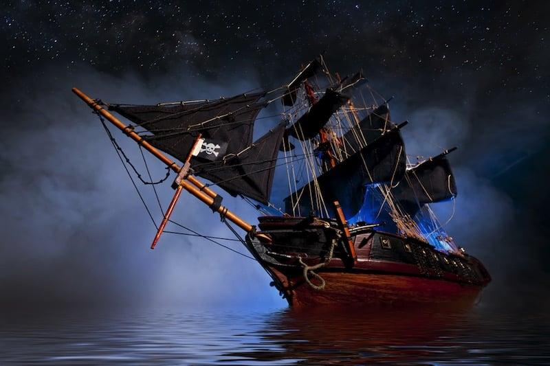 Los 8 piratas españoles más famosos de la historia