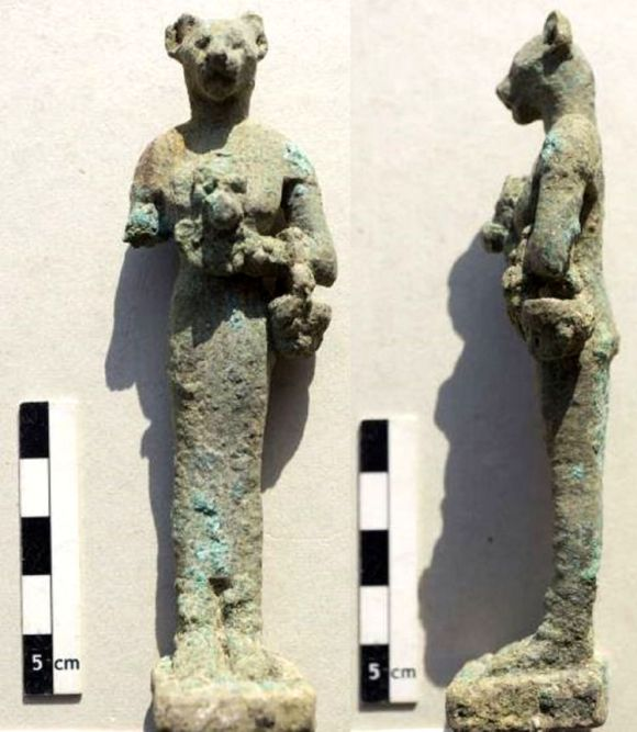 Descubierto Heliopolis templo egipcio XXX Dinastia