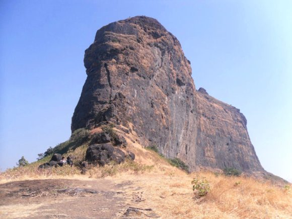 Fort Harihar inexpugnable fortaleza en India