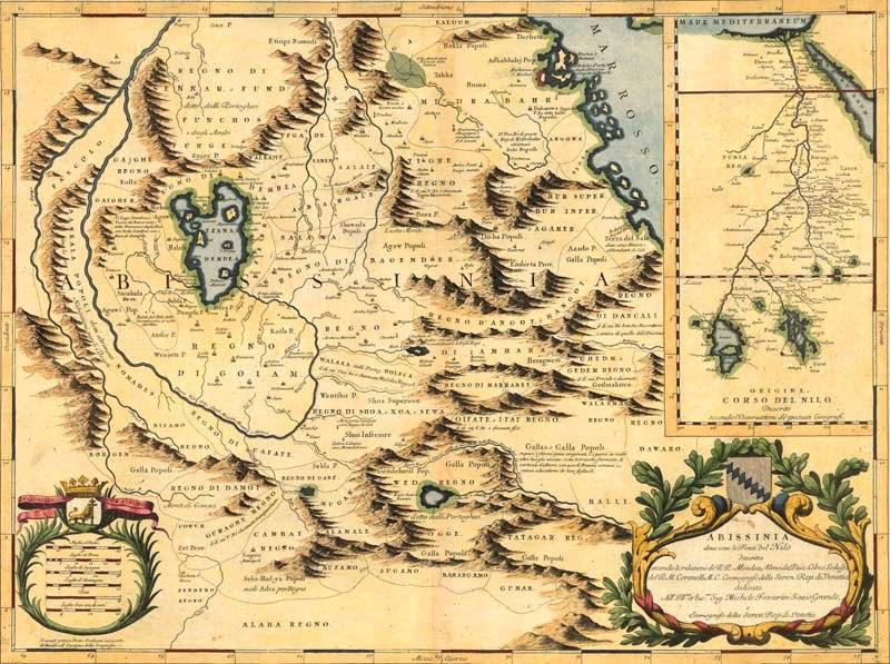 «Historia de Etiopía», el libro del descubridor español de las fuentes del Nilo Azul que tardó 4 siglos en publicarse