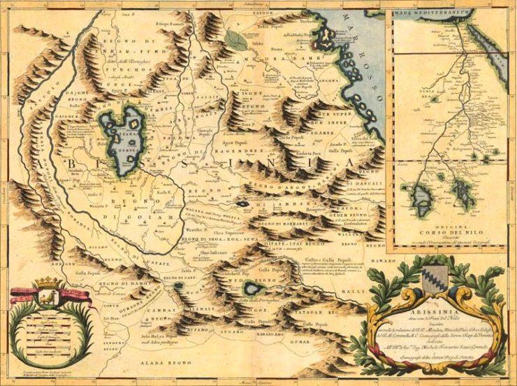 Historia Etiopia libro descubridor fuentes Nilo tardo 4 siglos publicarse