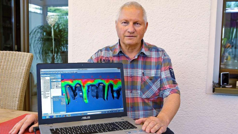 Un jubilado alemán asegura haber encontrado dos bombas nucleares nazis