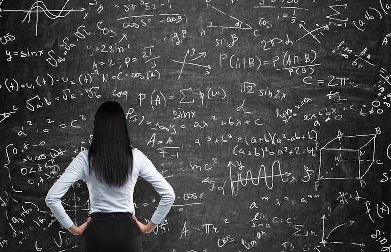Matemáticas / foto Shutterstock