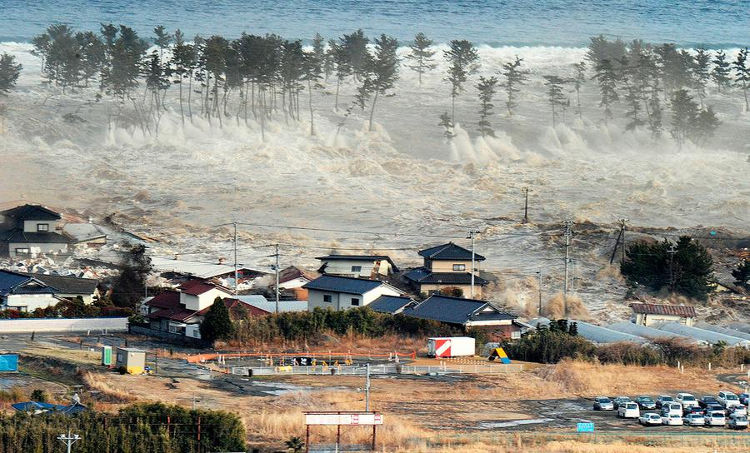 Advertencias tsunamis antiguas estelas japonesas