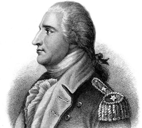 Benedict Arnold primer traidor historia EEUU