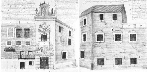 Gran evasion carcel Sevilla en siglo XVII