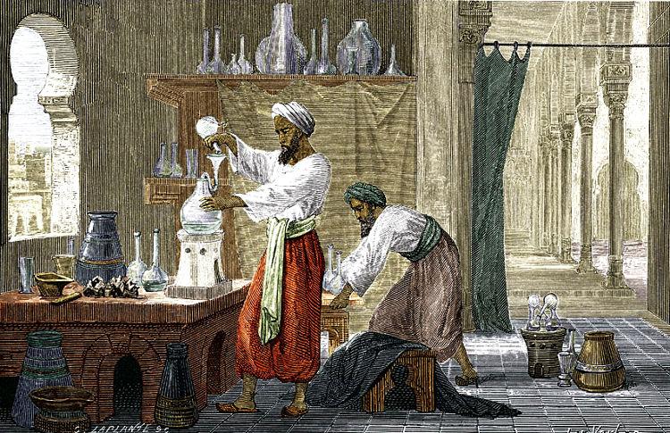 Los tres hermanos musulmanes creaban automatas siglo IX