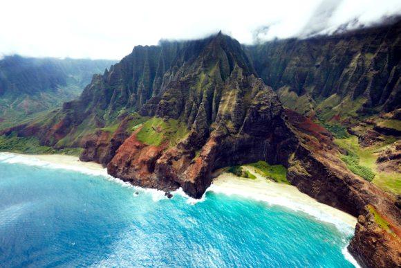 Honopu el valle hawaiano de la tribu perdid