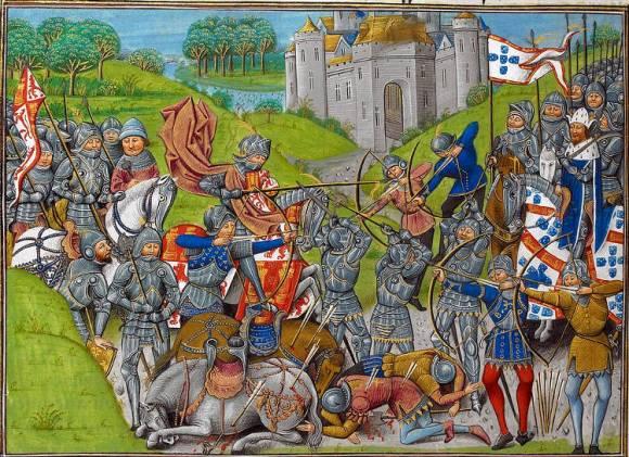 Panadera portuguesa mataba castellanos tras la batalla Aljubarrota