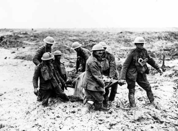 Wilfred Whitfield modesto heroe que salvo soldados mutilados Somme