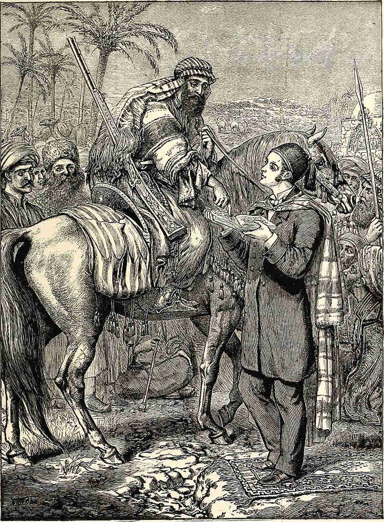 Los viajes y aventuras del incansable misionero Joseph Wolff