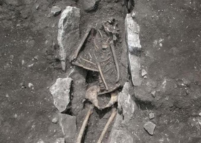 Las primeras evidencias de sacrificios humanos a Zeus en el Monte Liceo de Arcadia