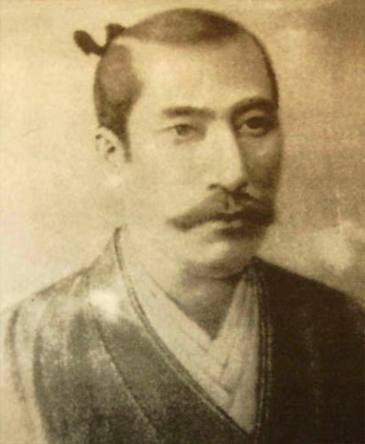 Retrato de Oda Nobunaga pintado por el jesuita Giovanni Nicolao