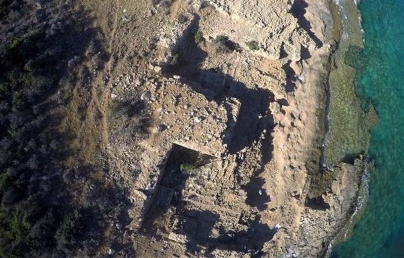 Los astilleros más antiguos del mundo, encontrados en una isla turca en el Mediterráneo