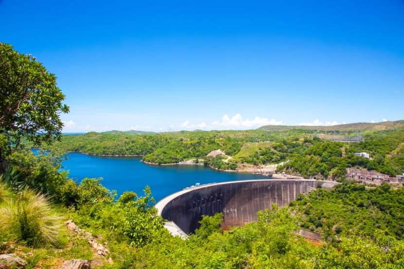 Presa del Kariba / foto Shutterstock
