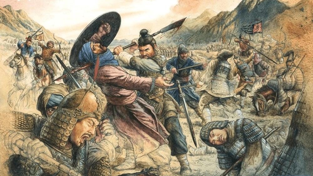 Resultado de imagen de Talas, la colosal batalla entre árabes y chinos que pudo ser el origen de la difusión del secreto del pape