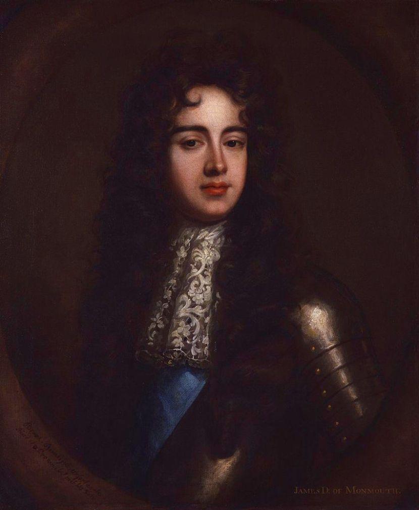 El duque de Monmouth por William Wissing/Imagen: dominio público en Wikimedia Commons