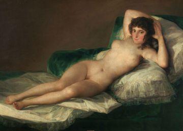 La maja desnuda (Francisco de Goya) / Imagen: Dominio público en Wikimedia Commons