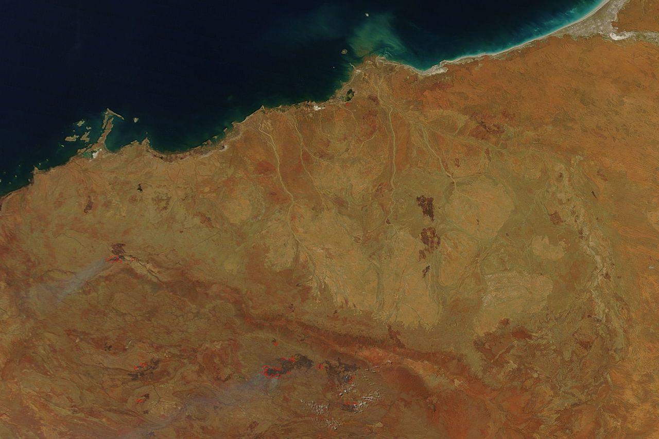 Vaalbará, el primer supercontinente, que relaciona Australia con el sur de África