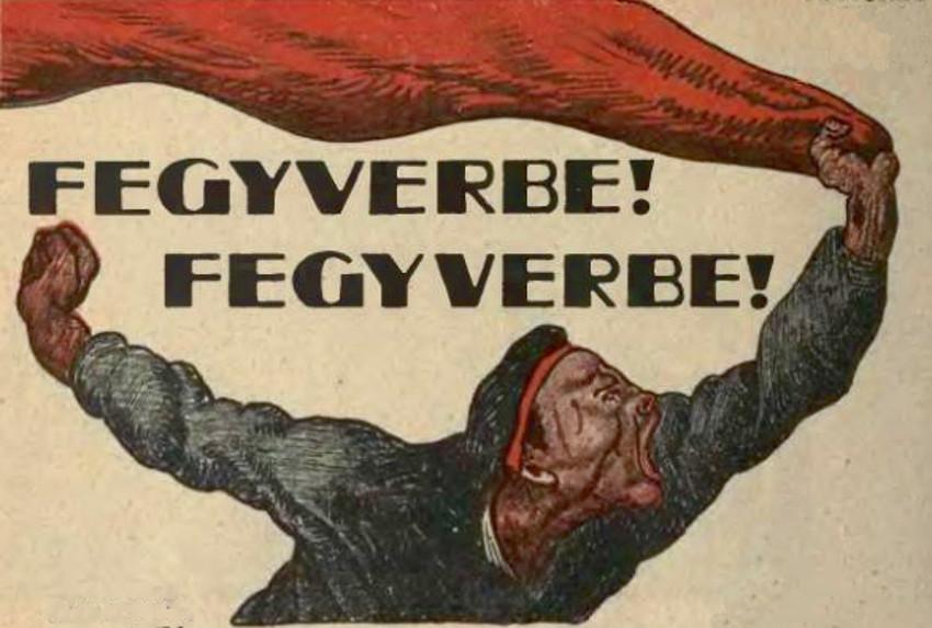Cuando Hungría fue una república soviética tras la Primera Guerra Mundial