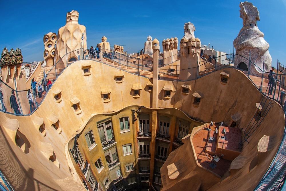 Barcelona, la capital del turismo