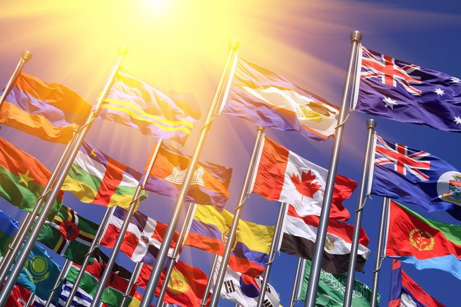 Países del mundo que tienen dos himnos nacionales, y países que usan la misma melodía