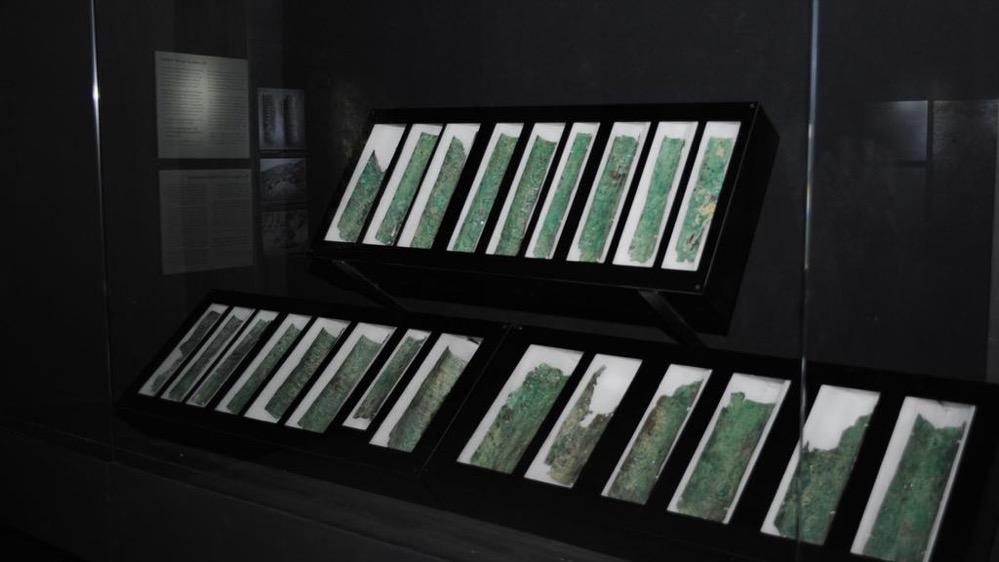 El Rollo de Cobre, el manuscrito del Mar Muerto que es el mapa de un tesoro oculto