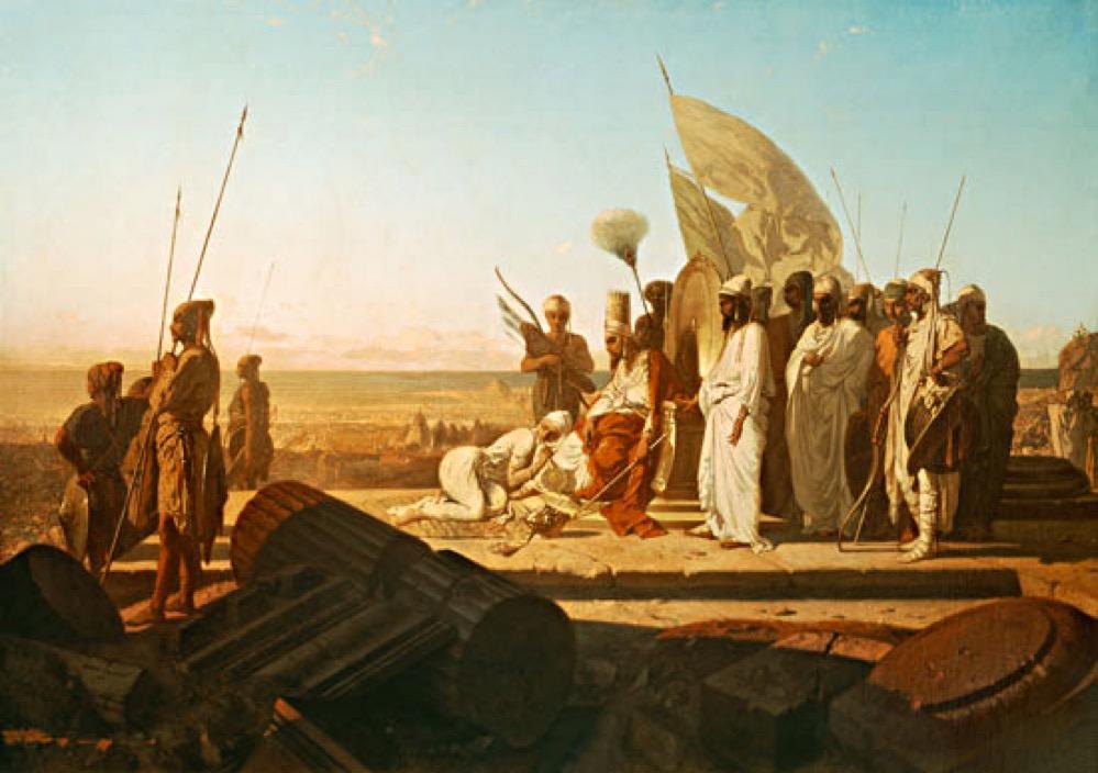Onomácrito, uno de los primeros falsificadores de la Historia